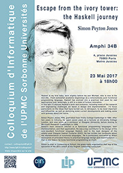 Simon Peyton Jones