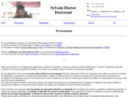 http://www-poleia.lip6.fr/~ductors/index.php
