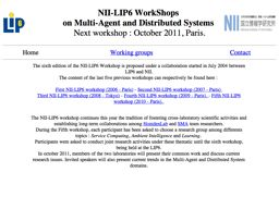 http://nii-lip6workshop.lip6.fr/