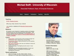 http://pages.cs.wisc.edu/~swift/
