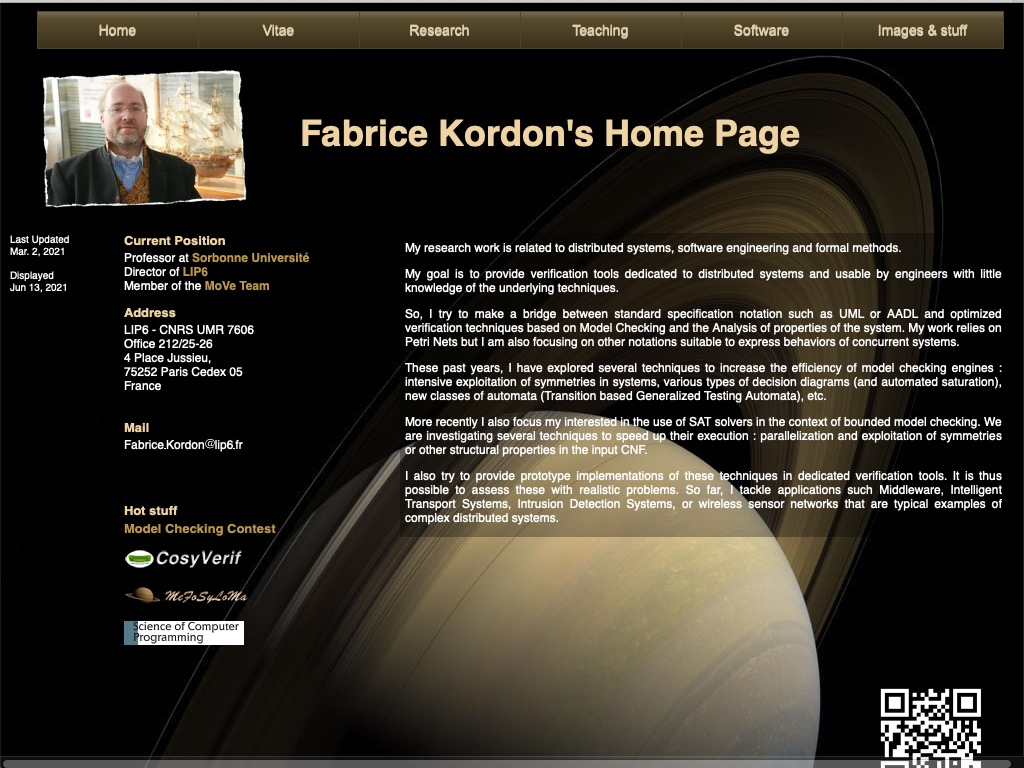 http://pagesperso.lip6.fr/Fabrice.Kordon